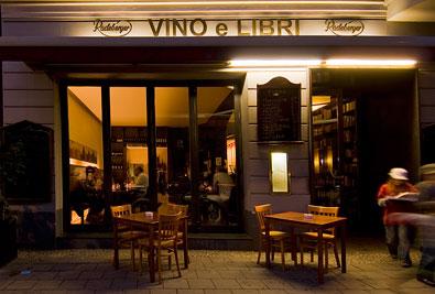 Cucina italiana - italienische Küche in der Torstrasse